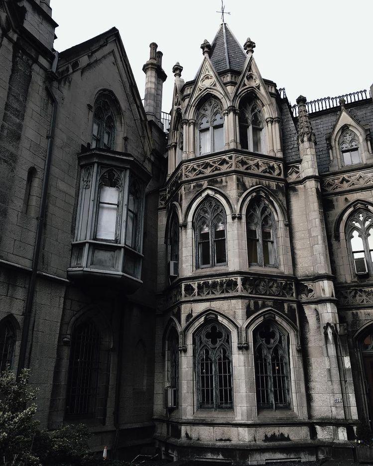 Arten der Ästhetik – Gotik – Trend Femininer Stil 2019