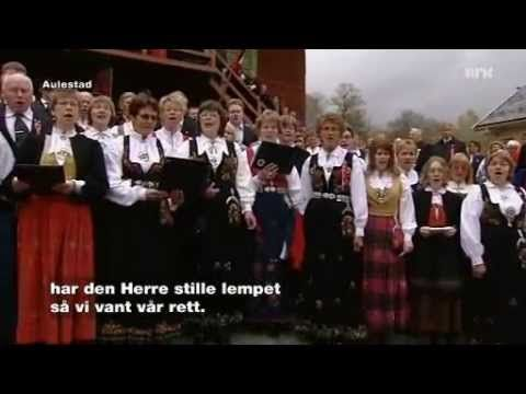 "Nasionale Volkslied van Noorwee/ ""JA! VI ELSKER DETTE LANDET"" (Hele sangen) NORGES Nasjonalsang.Norway Nasional Anthem"