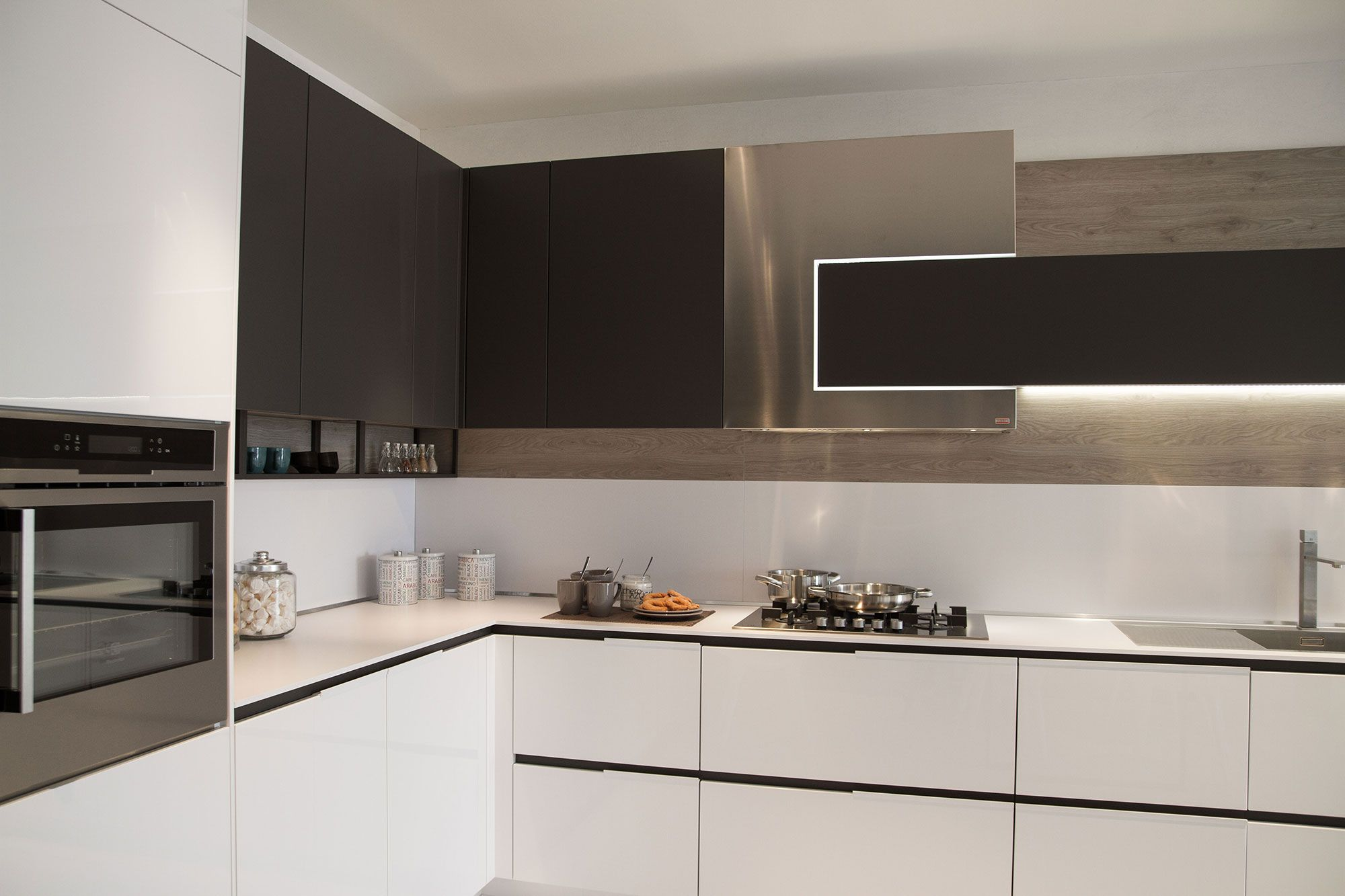 Orange Evo | Snaidero | mie | Pinterest | Cucina moderna, Cucine e ...