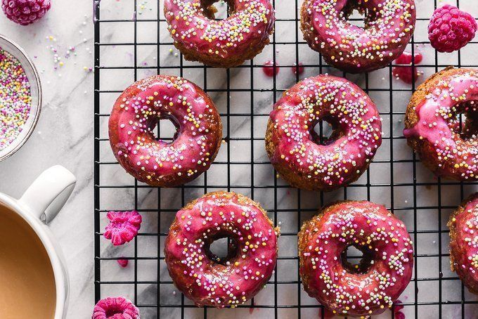 cardamom donut chocolate    - Pin -
