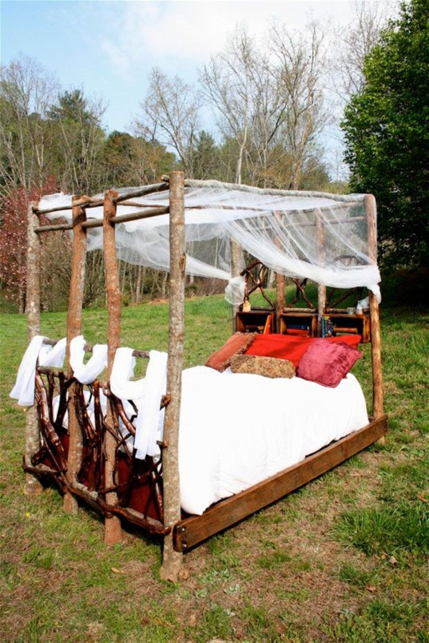 Queen Canopy Bed Queen Canopy Bed Headboards For Beds Bed