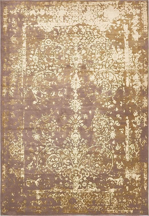 Brown Victoria Area Rug With Images Area Rugs