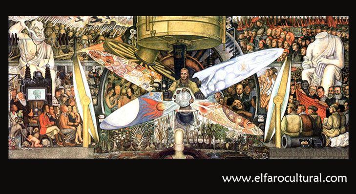 El Hombre En La Encrucijada Diego De Rivera A Diego Rivera