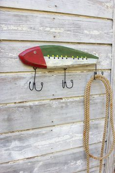 Image Result For Diy Fishing Decor