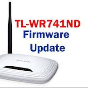 Download TP-Link WR741ND Firmware Update Version here from this
