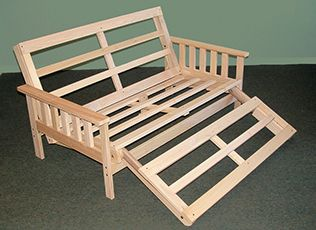 How To Make A Fold Out Sofa Futon Bed Frame Google Search Futon Bed Frames Diy Futon Futon Bed