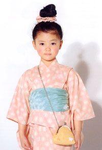 Yukata for Kids