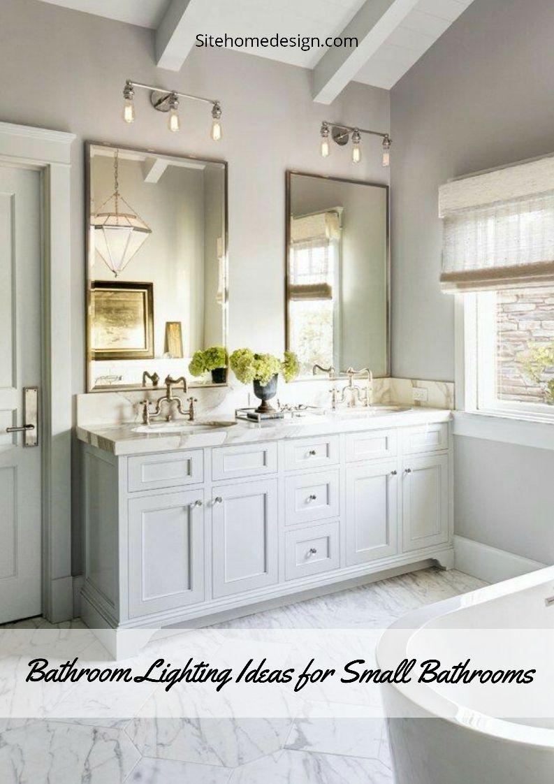 20 Bathroom Lighting Ideas For Every Design Style Bathroom Remodel Master Bathrooms Remodel Beautiful Bathrooms