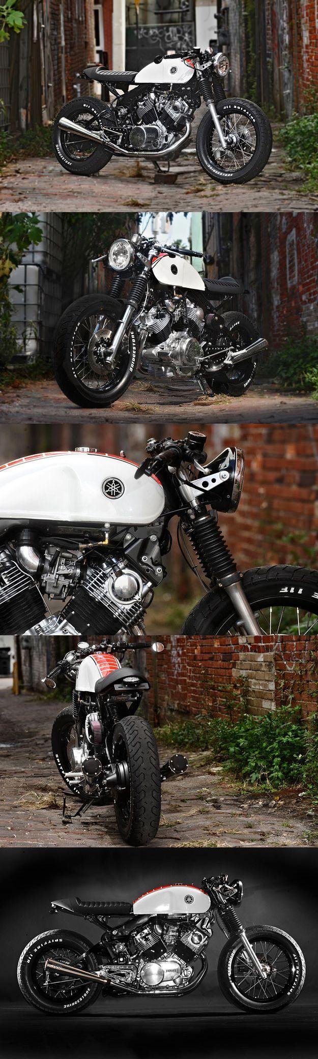 Yamaha XV1100 custom