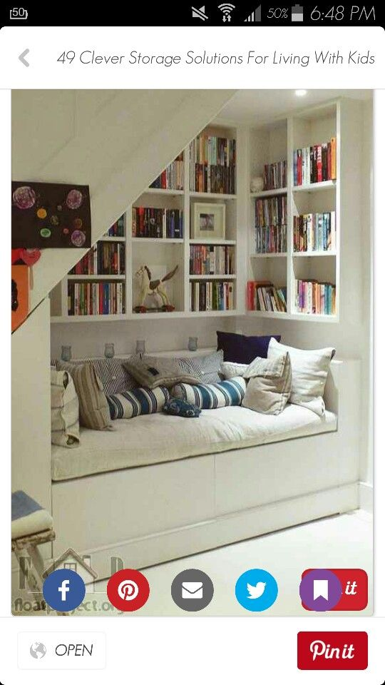 Nice idea for our basement