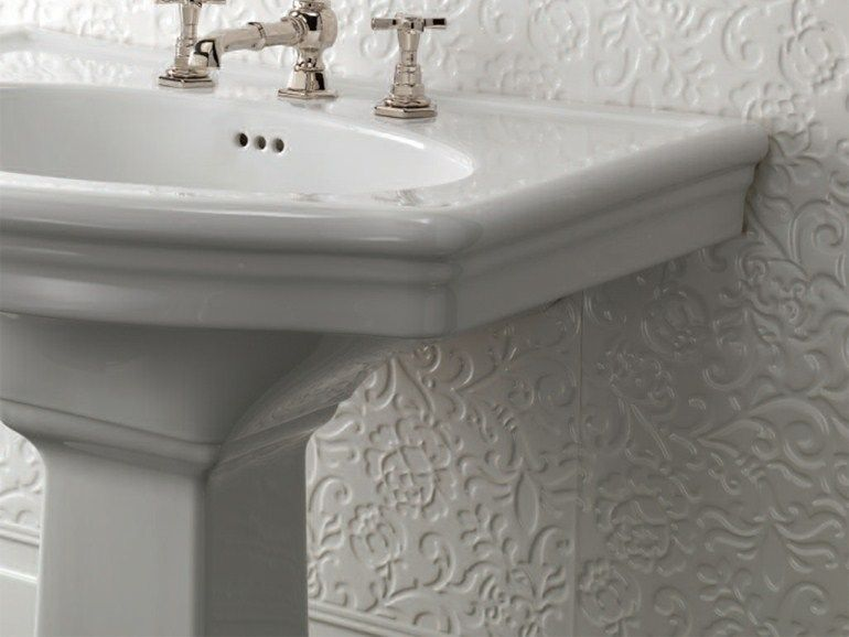 Bagno boiserie ~ Double fired ceramic wall tiles ÉlysÉes boiserie by devon meble