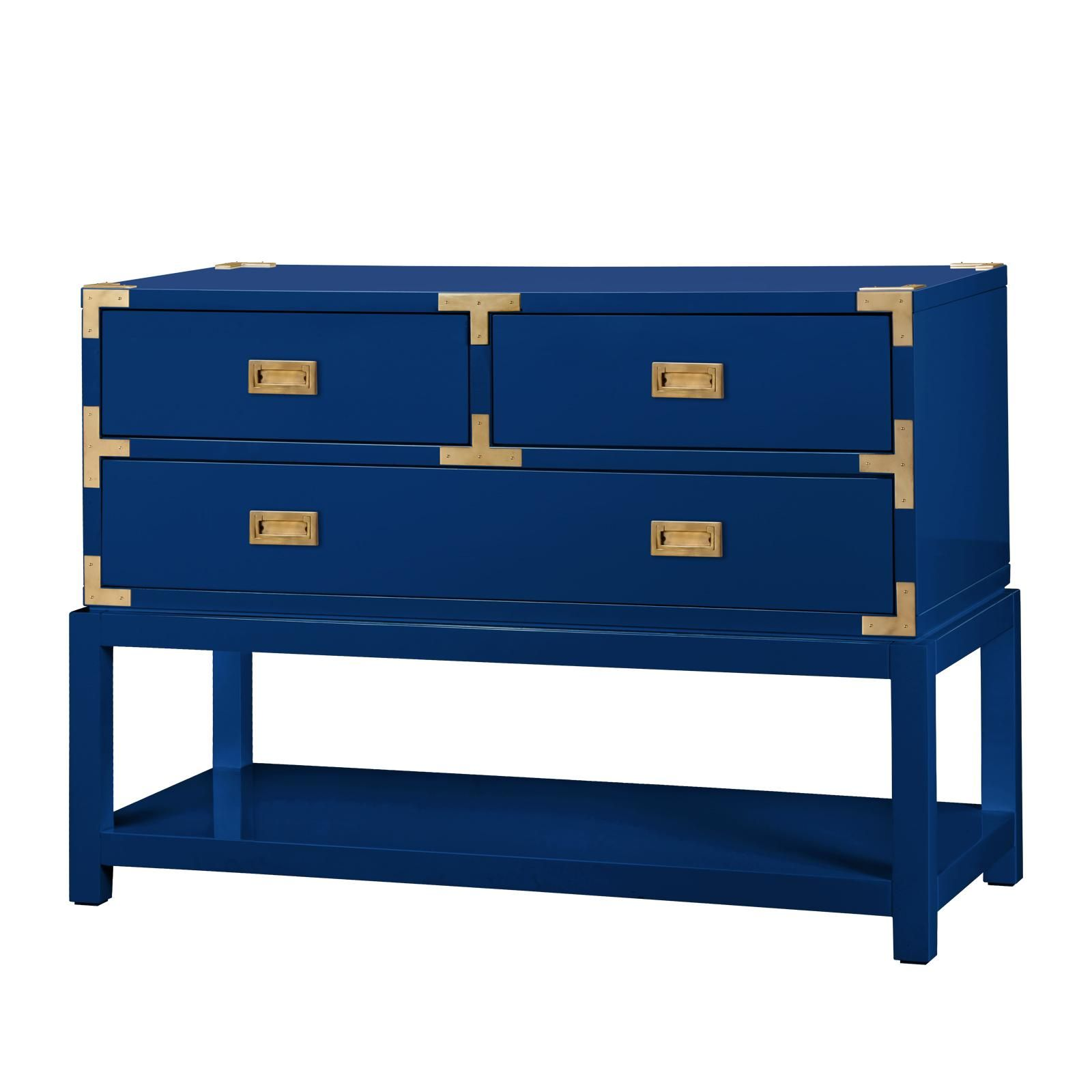 Bungalow 5 Bungalow 5 Modern Console Tables Campaign Furniture