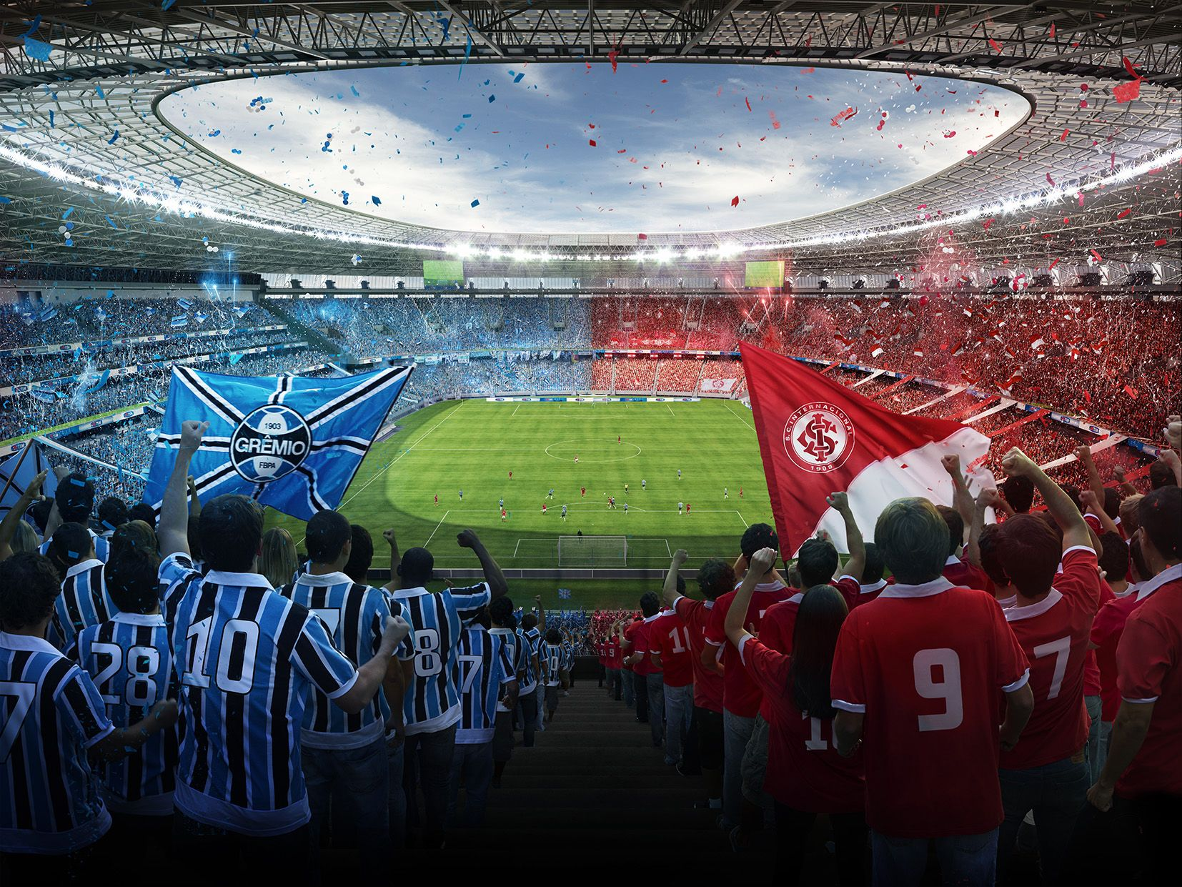 Grêmio x Internacional: saiba como assistir o Grenal pelo Gauchão AO VIVO  na TV | Fotos do gremio, Sc internacional, Internacional
