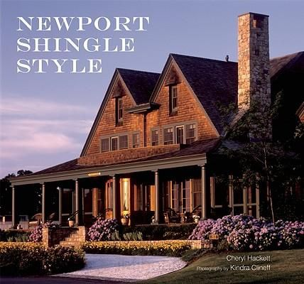 By: Cheryl Hackett  Newport, Rhode Island, is the classic New England summer resort, and continues to enchant residents and visitors alike. The collection of fifteen homes splendidly showcased in this book represents the best of Newport Shingle Style, old and new.  Item# 932 $24.95