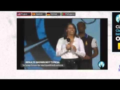 Tracey Walker-First Female Millionaire Ring Recipient