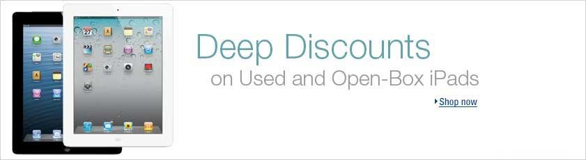 9e90400f379 Amazon Warehouse Deals offers deep discounts on open-box