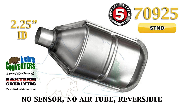 Catalytic Converter-Universal Eastern Mfg 99166