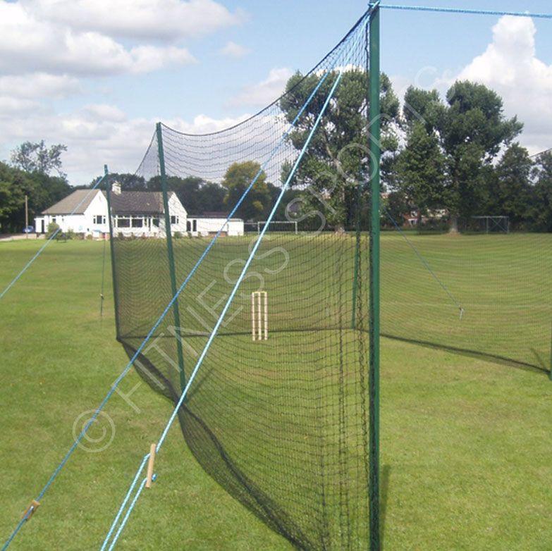 Outdoor Junior Garden Cricket Nets Are An Ideal Choice For Garden Lawn Use 16z One Piece Cricket Netting Four X 2m Tall Ste Cricket Nets Cricket Batting Nets