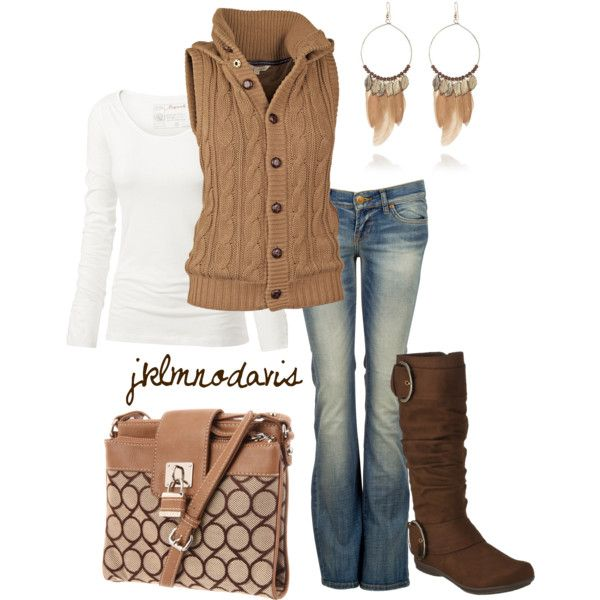 Comfy for fall.