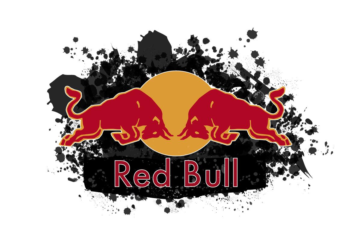 redbull logo vector free large images logo pinterest