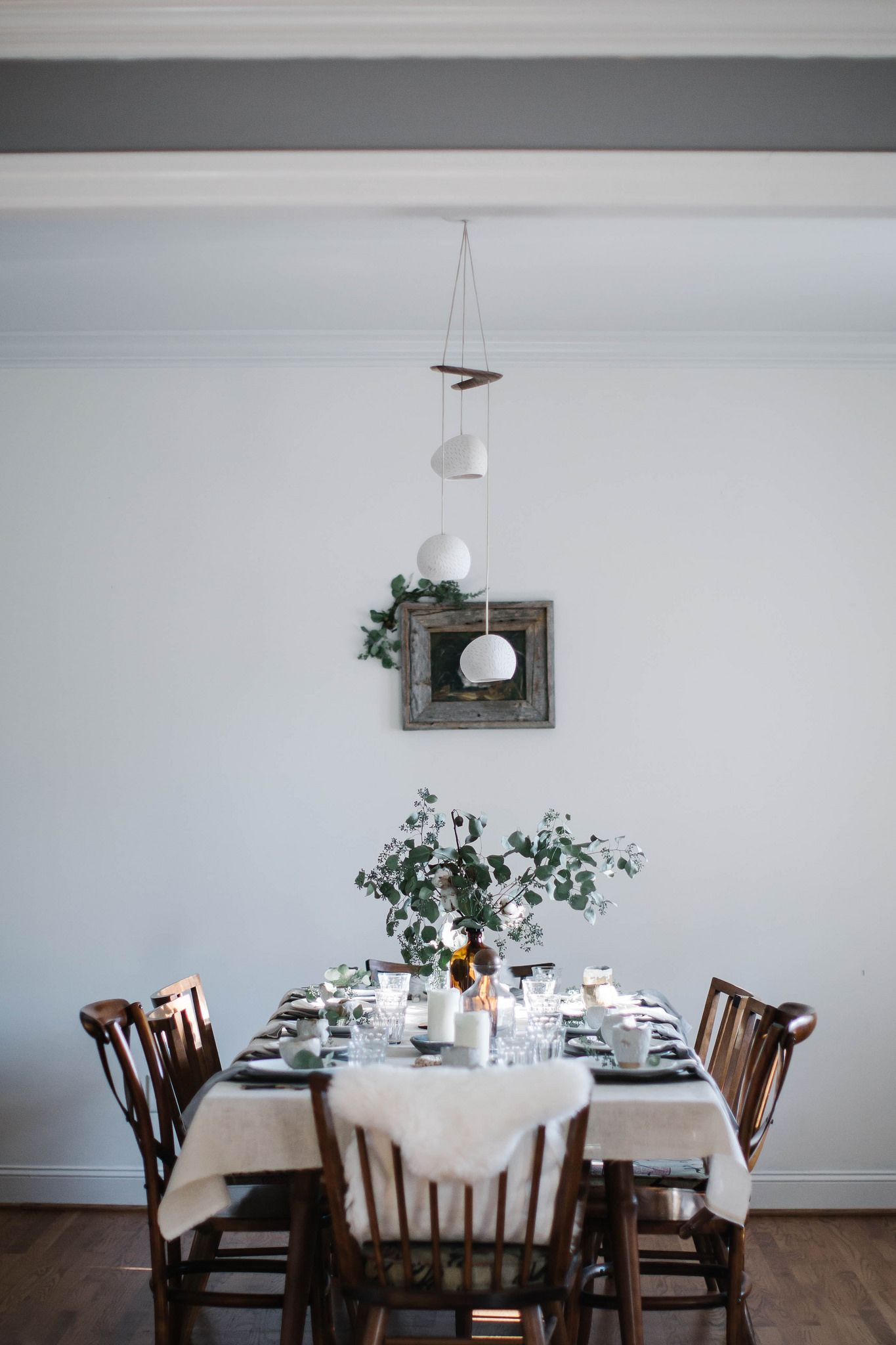 https://flic.kr/p/qf5NPK | christmas gathering: setting the table