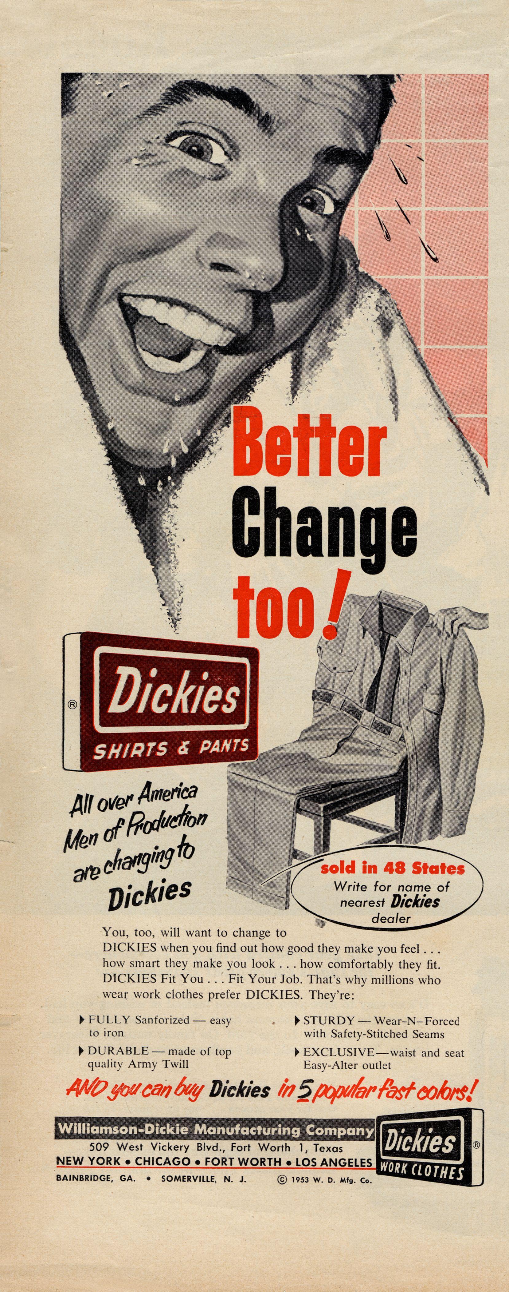 Dickies Vintage 12