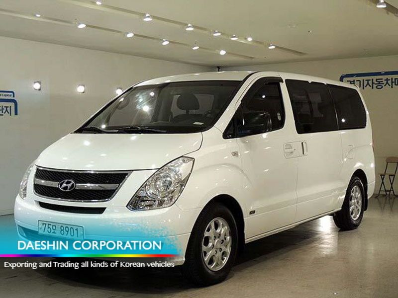 2008 Hyundai Grand Starex LUXURY (12) Hyundai, Car