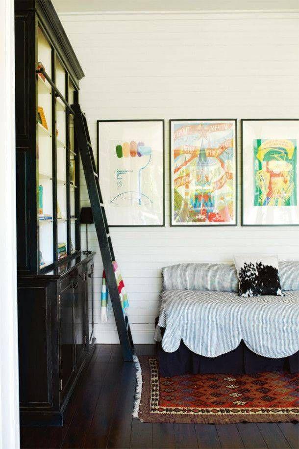 14 Beautiful Attic Bedroom Paint Ideas