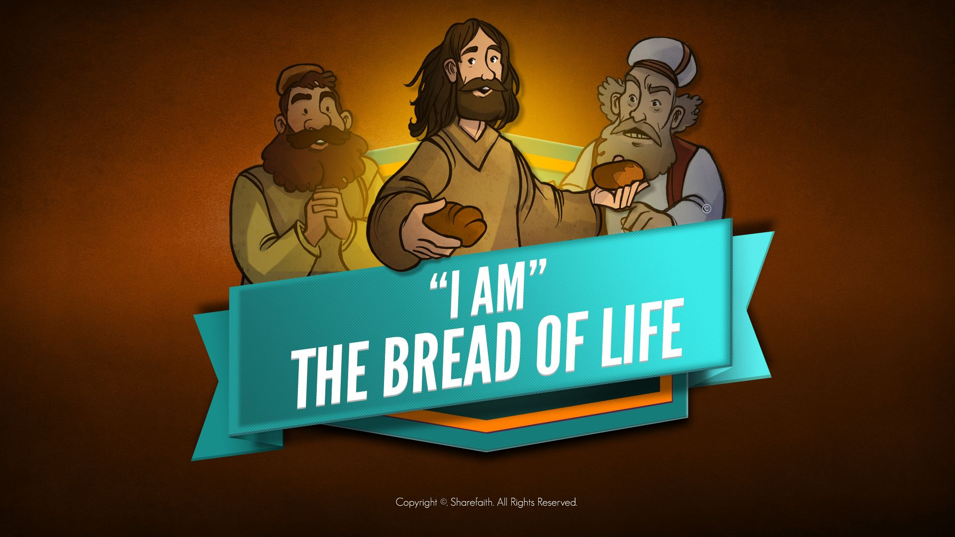 John 6 Bread of Life Kids Bible Lesson: The powerful Bread of Life kids  Bible story (John 6:22-71).… | Bible for kids, Bible stories for kids,  Bible videos for kids