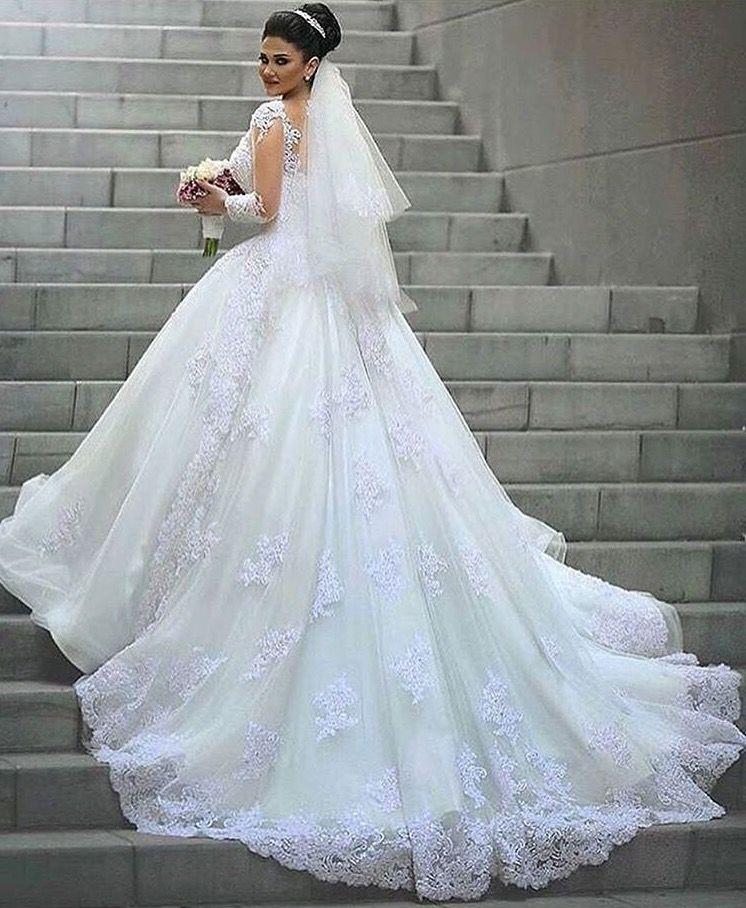 Pin by roka on Wedding | Pinterest | Wedding dress, Wedding and Wedding