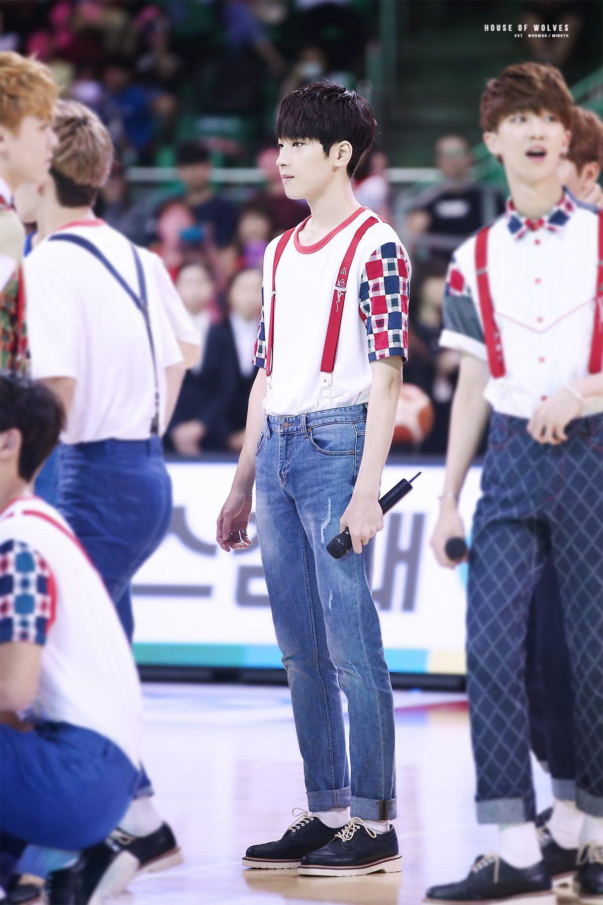 Чон Вон У 전원우 Jeon Won Woo День рождения: 17.07.1996 SEVENTEEN 세븐틴 - подгруппа: рэп