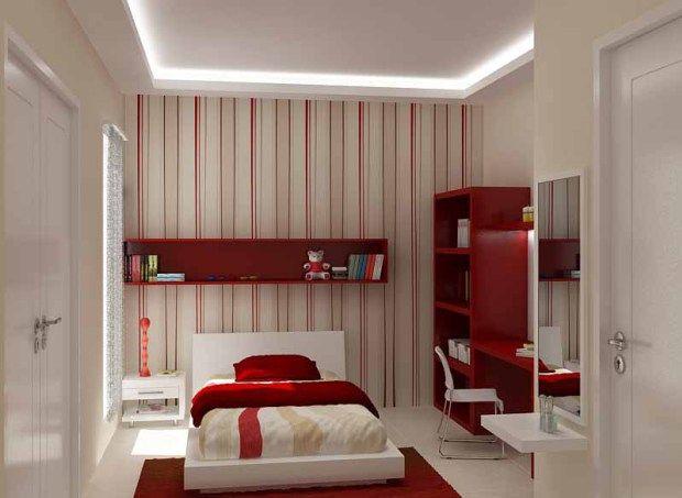 85 Desain R Tidur Kecil Sederhana
