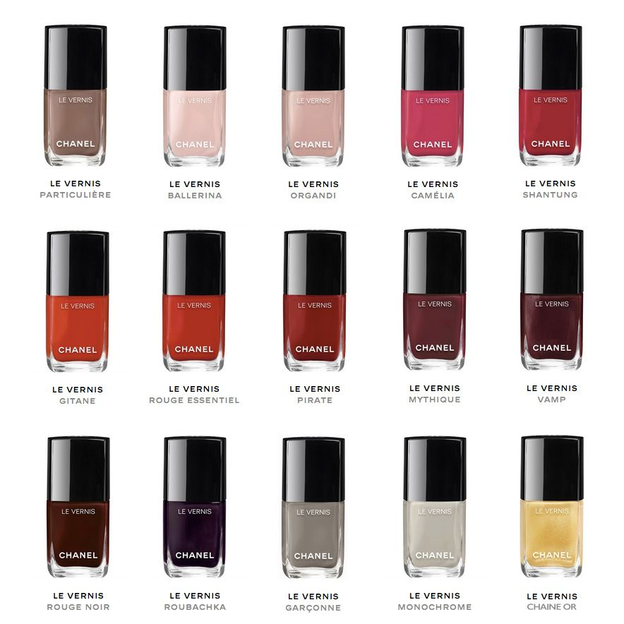 Best 25+ Chanel Nail Polish 2016 Ideas On Pinterest