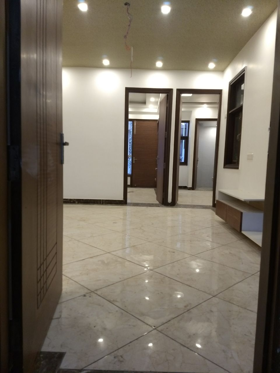 3 Bhk Flat In Mahavir Enclave Dwarka Near By Road And Mall Metro