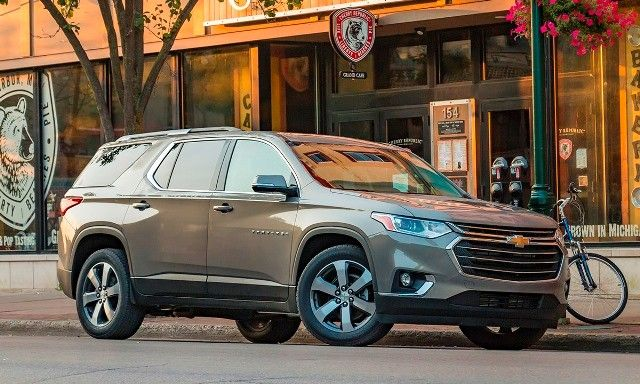 2018 Chevrolet Traverse First Review
