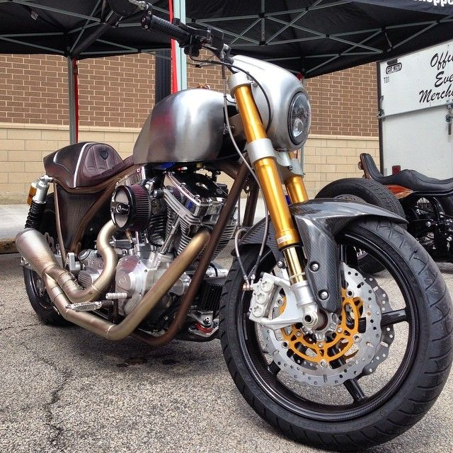 You'll go far on an FXR    | DynaFXROutlawBikes | Harley davidson