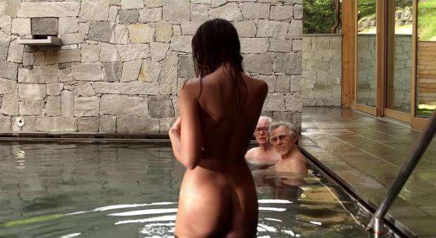 college girls nude dance