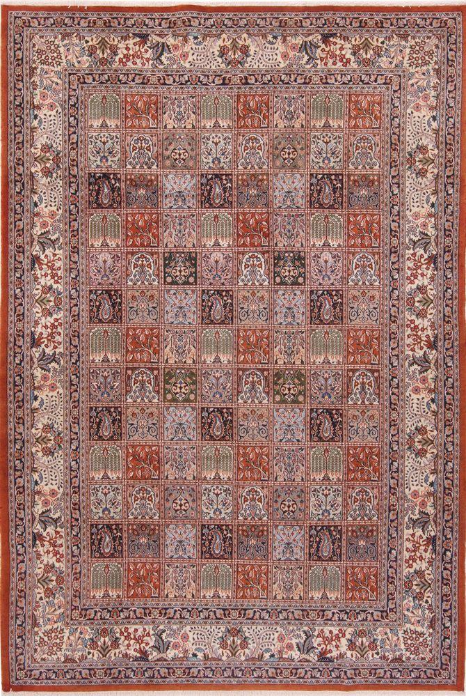 Tapis Moud Amende Partir De Iran 300 X 206 Cm Carpets Rugs