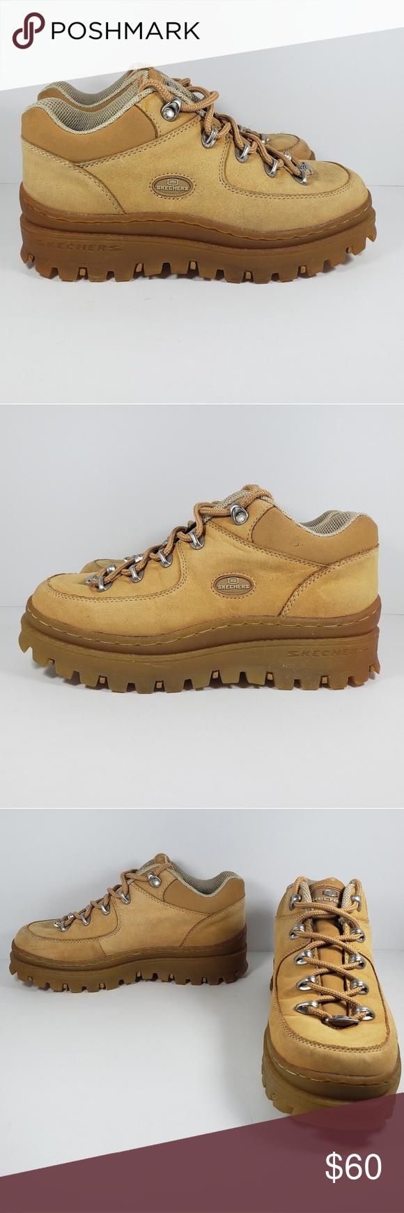 Skechers Jammers Hiking Shoes Sn 2634 Womens Sz 10 Skechers