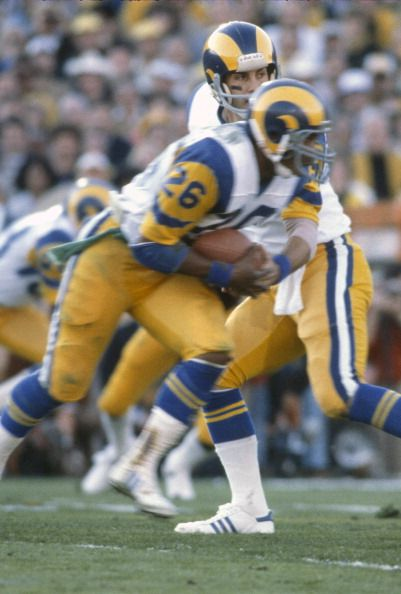 Wendell Tyler Rams Pictures And Photos Rams Football Nfl Football Players Nfl Rams