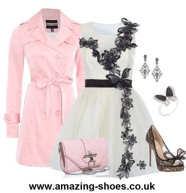 Great outfit from www.amazing-shoes.co.uk