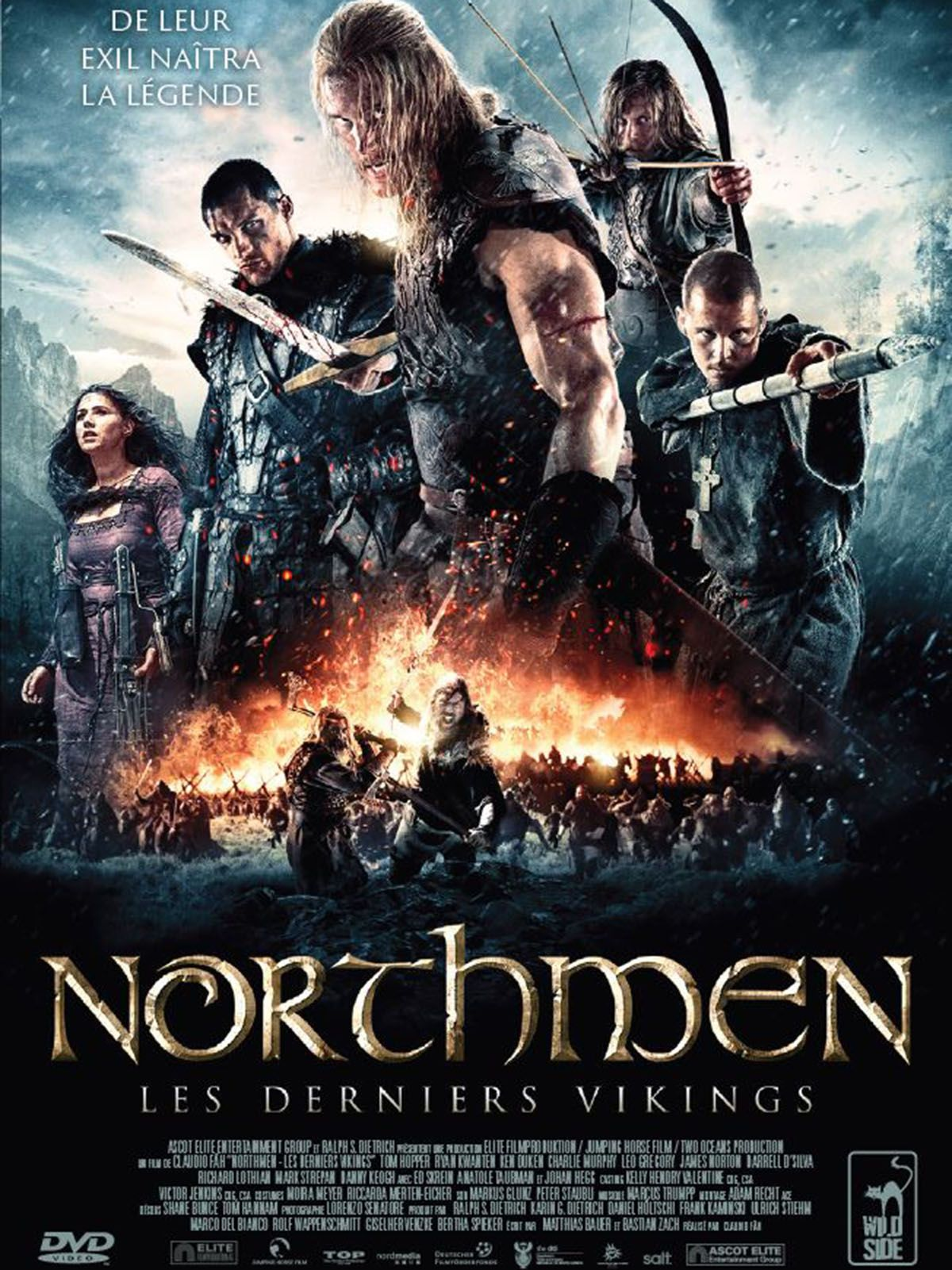 Northmen Les Derniers Vikings Film Streaming Film Film A Voir