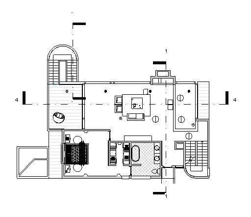 Reproducci U00f3n Infogr U00e1fica Smith House  Darien  Connecticut