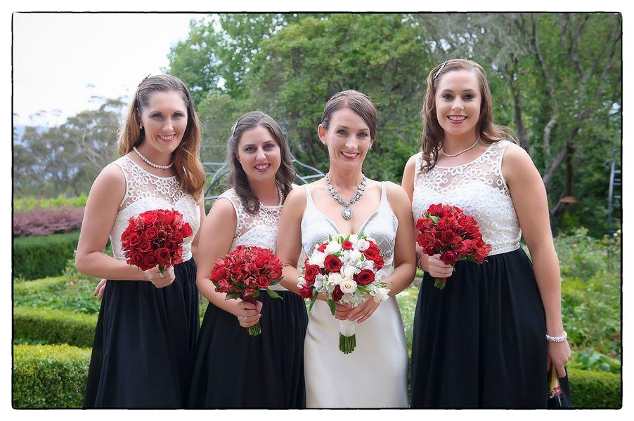 Gracefull Wedding Dresses | Image: Nigel Unsworth Photography