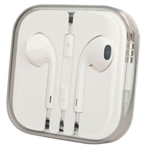 New Oem Genuine Apple Earpods Earphones Headphones For Iphone 6s 6 6 5 5s Apple Iphone 5 Iphone Earbuds Apple Headphone