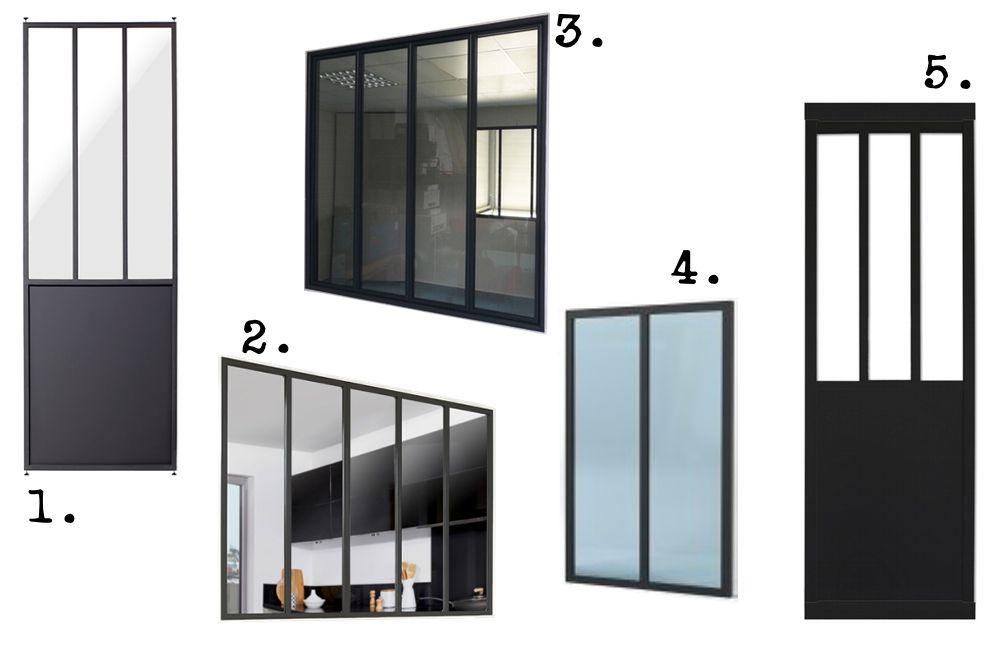 les 25 meilleures id es de la cat gorie verriere interieure en kit sur pinterest porte. Black Bedroom Furniture Sets. Home Design Ideas