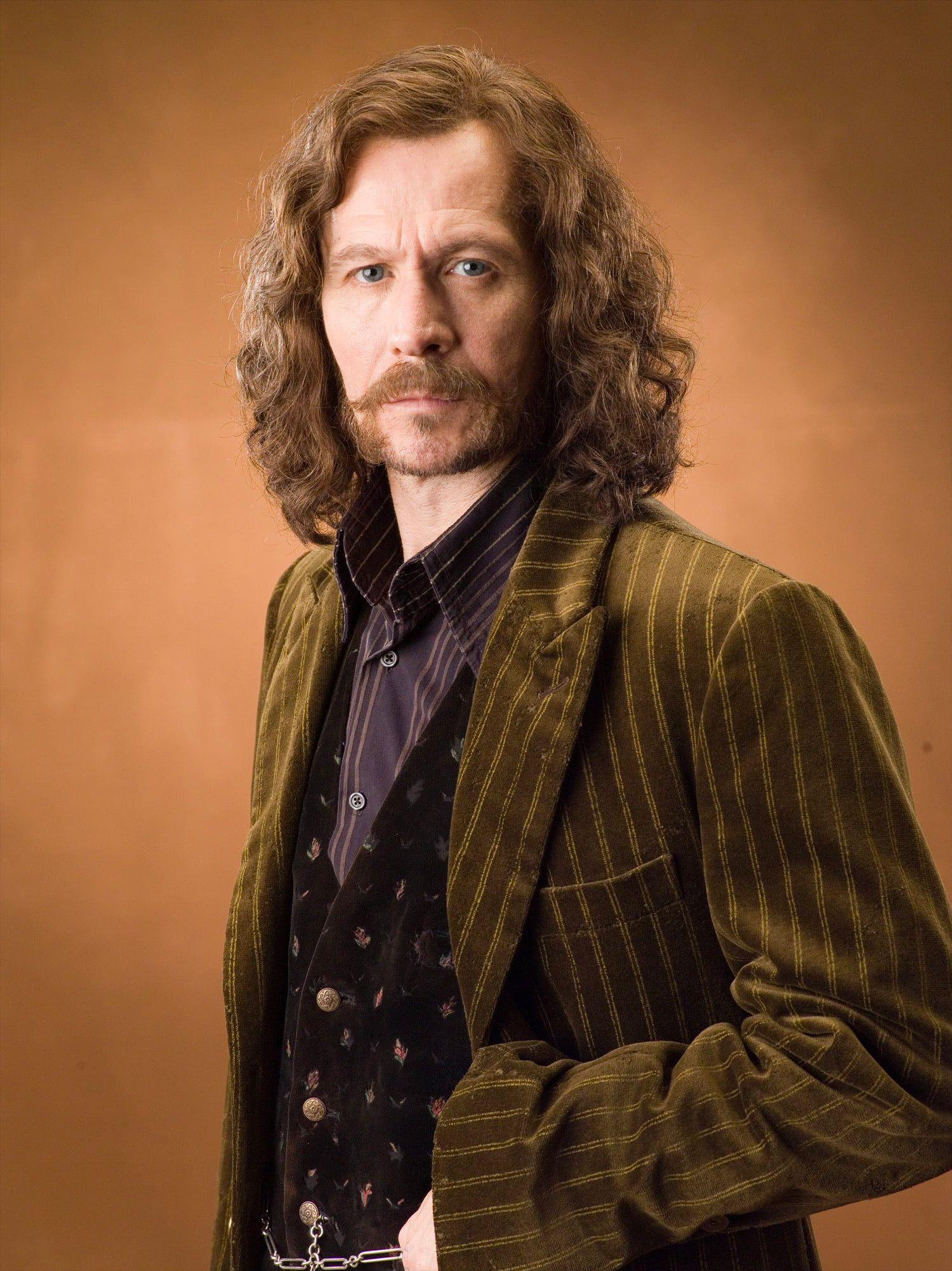 Sirius Black Portrait Ootp Sirius Black Gary Oldman Sirius Black Harry Potter Script
