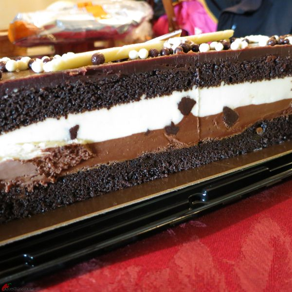 Tuxedo Cake From Costco Richmond