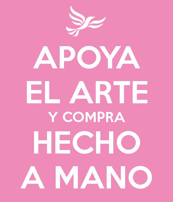 Apoya El Arte Y Compra Hecho A Mano