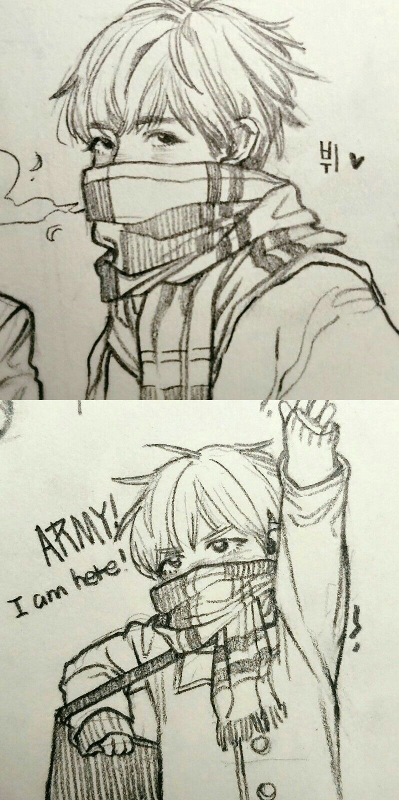 Pin By Phng Anh On My Kpop Shits Pinterest Fanart BTS And Kpop
